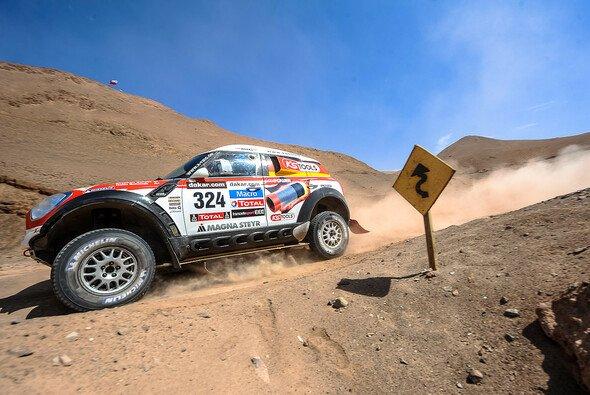 Die Dakar geht zu Ende