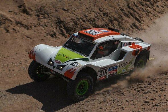 Die Dakar reist weiter nach Chile