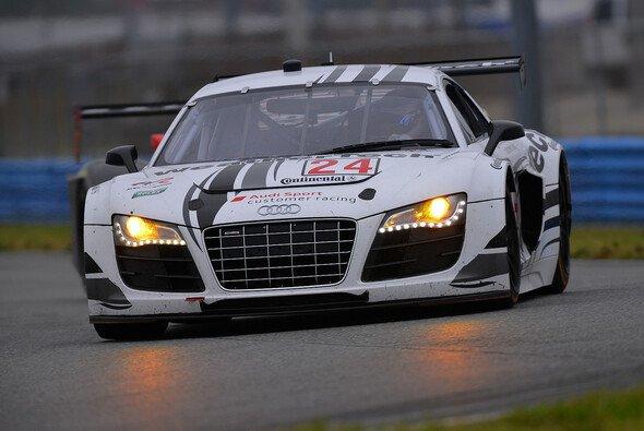 Audi ist in Bathurst traditionell stark unterwegs