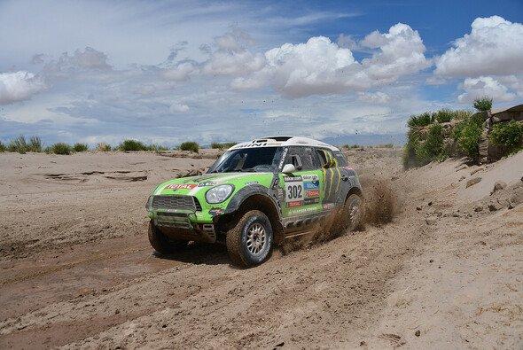 Bei der Dakar läuft alles auf eine Minuten-Entscheidung hinaus