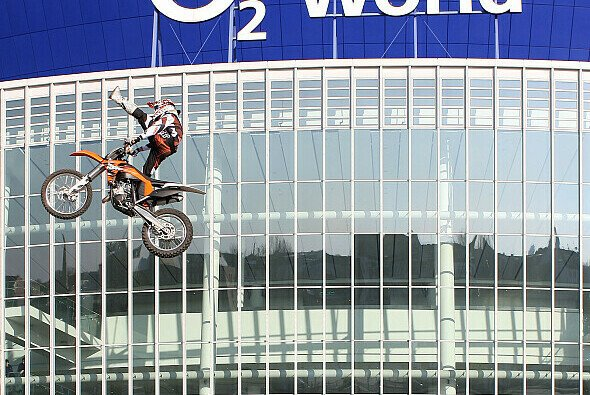 Die Night of the Jumps ist 2013 viel unterwegs