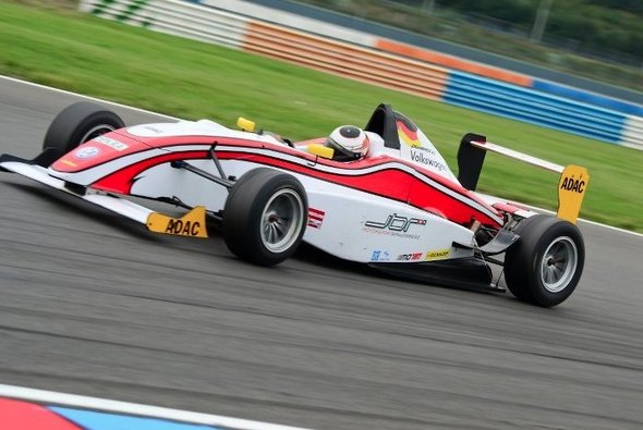 Hannes Utsch tritt 2013 im ADAC Formel Masters an