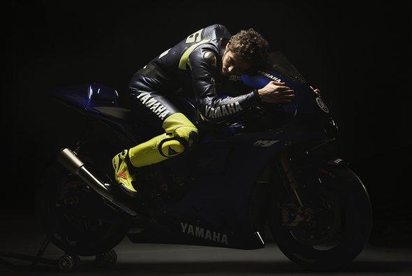 Dani Pedrosa und Marc Marquez rechnen fest mit Valentino Rossi auf dem Podest - Foto: Yamaha
