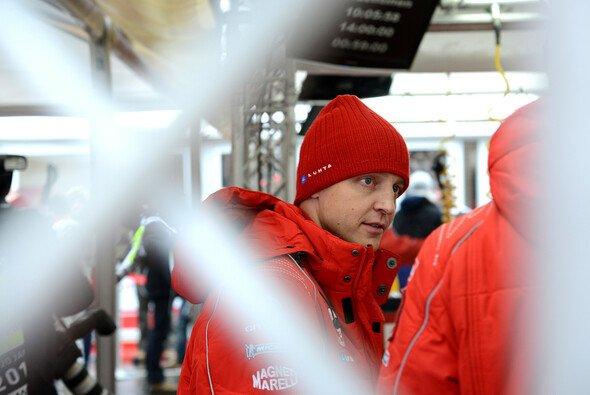 Mikko Hirvonen muss mit Citroen eine Lösung finden