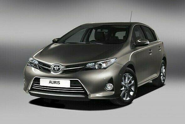 Die Unterhaltskosten des Toyota Auris sind so gering wie nie