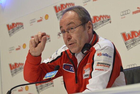 Bernhard Gobmeier steht weiter viel arbeit ins haus - Foto: Ducati
