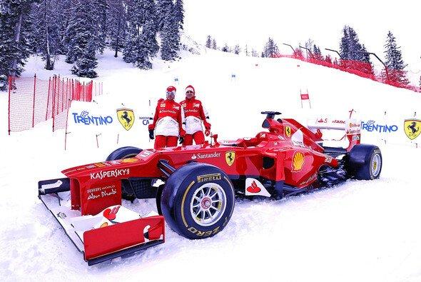 Wann erfinden die Regelmacher endlich mal Winterrennen? - Foto: Ferrari