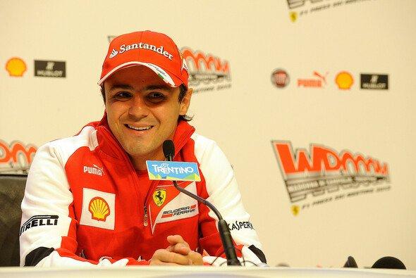 Felipe Massa ist für 2013 top vorbereitet