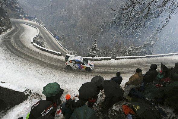 in Monte Carlo werden 14 WRC-Piloten am Start sein