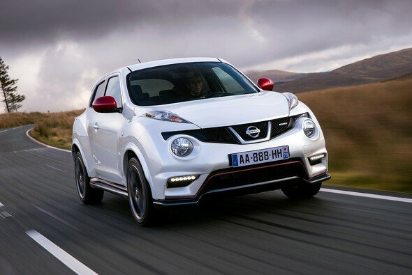 Nissan präsentiert den Juke Nismo