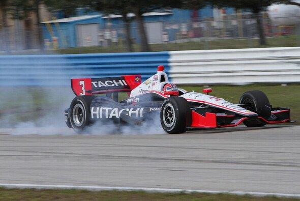Die IndyCar-Motoren müssen auch in Zukunft standfest bleiben