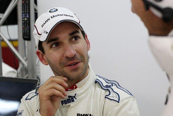 Timo Glock konnte sich mit alten Bekannten aus seiner Zeit als Testfahrer bei BMW Sauber unterhalten