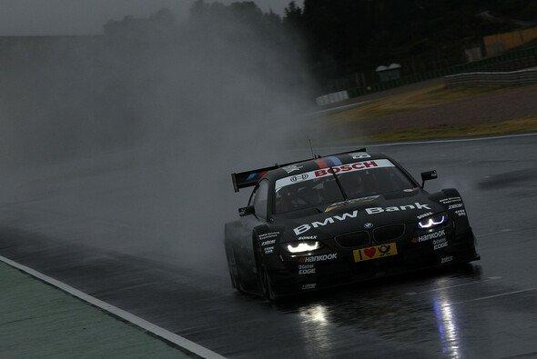 Bruno Spenger freut sich auf seine Nummer 1 auf dem BMW M3 DTM