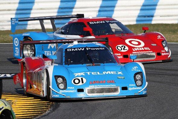 Die BMW-Riley von Ganassi Racing sind die Fahrzeuge, die es zu schlagen gilt
