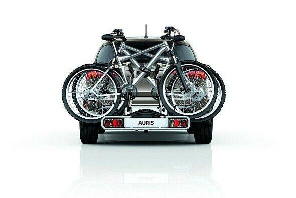 Der Toyota Auris wartet mit einigen Extras auf