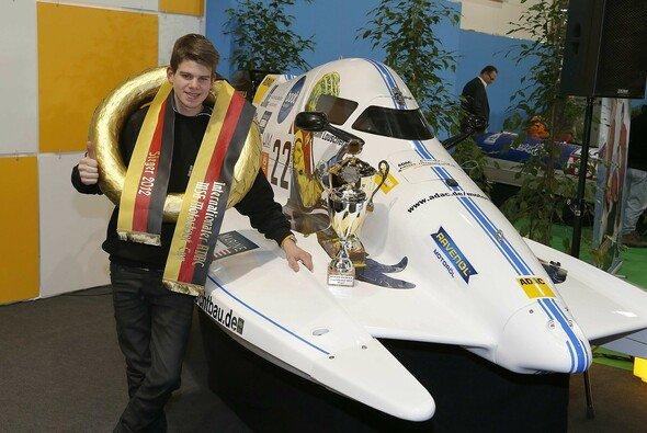 Lauscher gewann den Int. ADAC MSG Motorboot Cup 2012