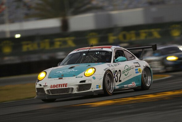 Nach Daytona auch in Sebring: Nick Tandy