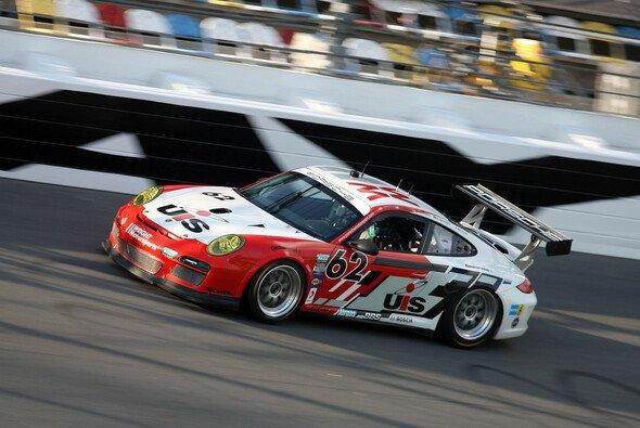 Klaus Bachler ist mit seiner Daytona-Premiere zufrieden
