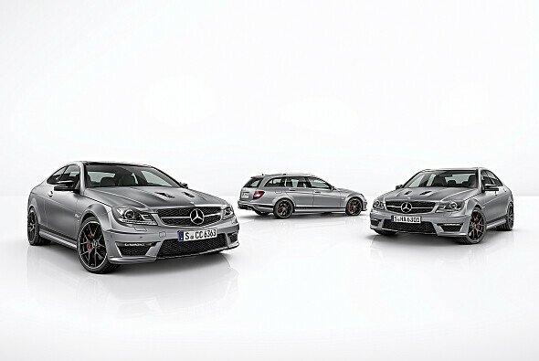 Mercedes präsentiert die neue Edition