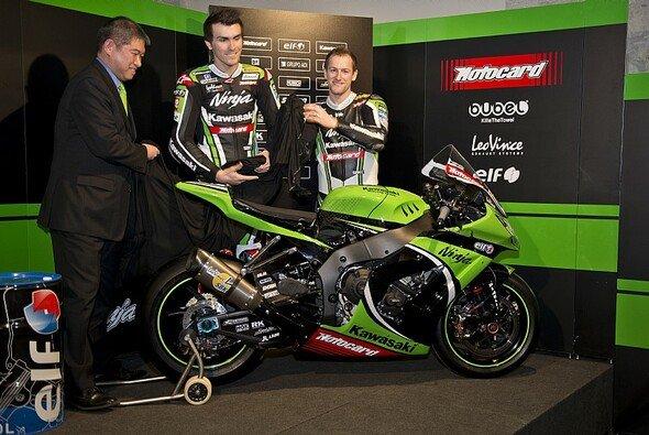 Kawasaki will 2013 hoch hinaus