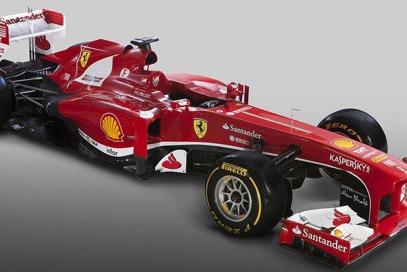 Ferrari ist 2013 voll auf Titelgewinn gepolt