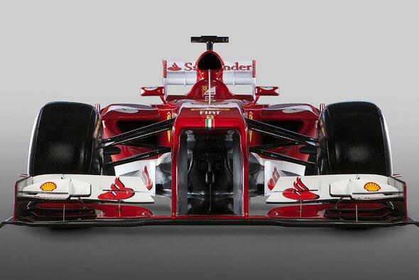 Optisch schöner als sein Vorgänger: Der neue Ferrari F138
