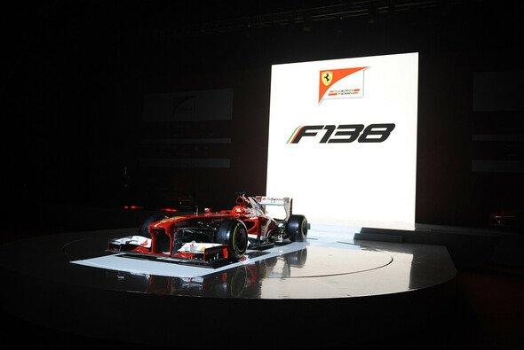 Ferrari hat sein neues Schmuckstück vorgestellt