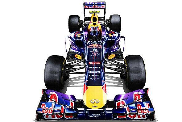 Adrian Newey spricht über den RB9 von Red Bull