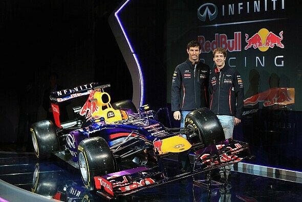 Mark Webber will 2013 wieder nach dem Titel greifen