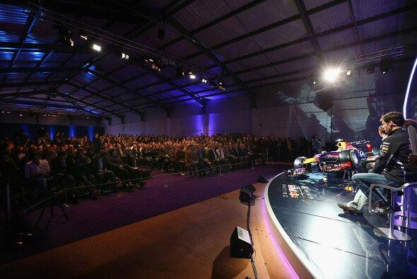 Red Bull und die anderen F1-Teams erwartet 2013 eine Menge Arbeit
