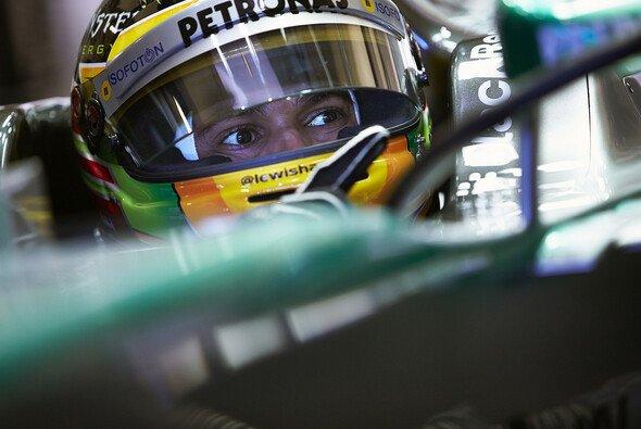 Lewis Hamilton: Detailverliebt & leidenschaftlich