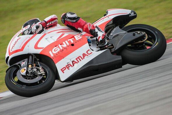 Ben Spies hat noch Spaß mit der Ducati