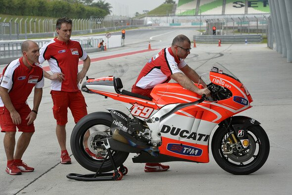 Ducati hat mächtig Aufholbedarf