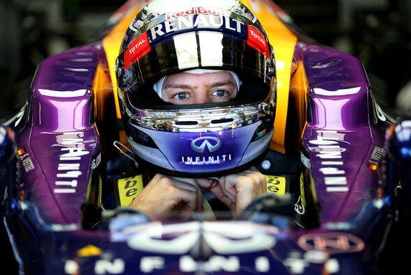 Sebastian Vettel nutzte die Winterpause, um neue Energie zu tanken