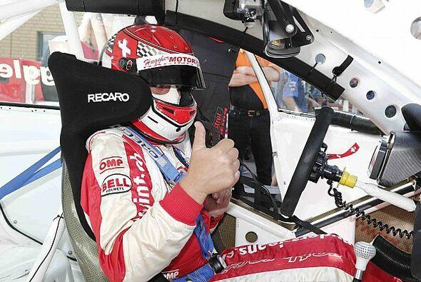 Markus Hugger hat sich für die ersten vier Rennen eingeschrieben