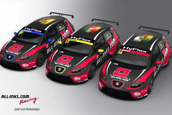 Münnich Motorsport bereitet sich auf die neue Aufgabe vor