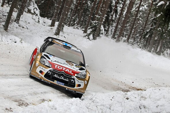 Mikko Hirvonen hatte in Schweden kein Glück