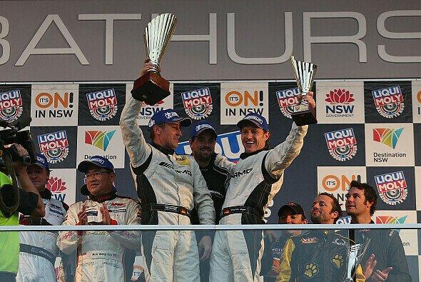 Mercedes bejubelt den Bathurst-Triumph