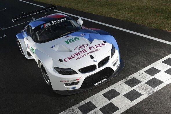 Premiere für den BMW Z4 GTE und das neu aufgestellte BMW Team RLL