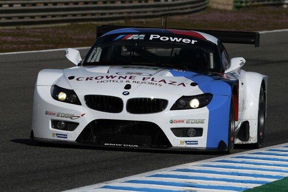 Der BMW Z4 GTE ist die aktuellste Neuentwicklung