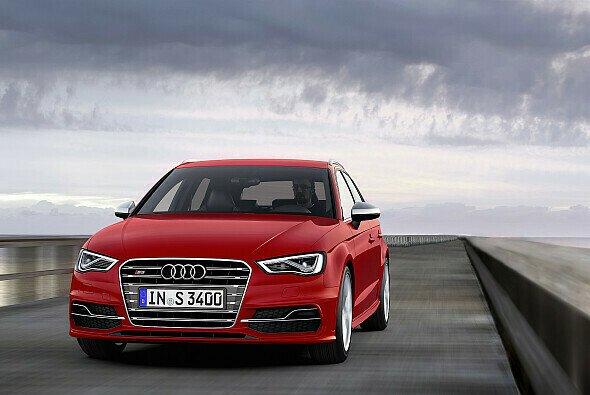 Audis neuer S3 Sportback