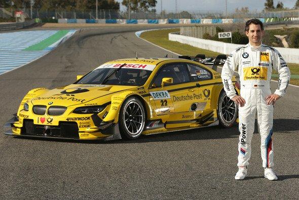 Timo Glock feiert in dieser Saison sein DTM-Debüt mit BMW