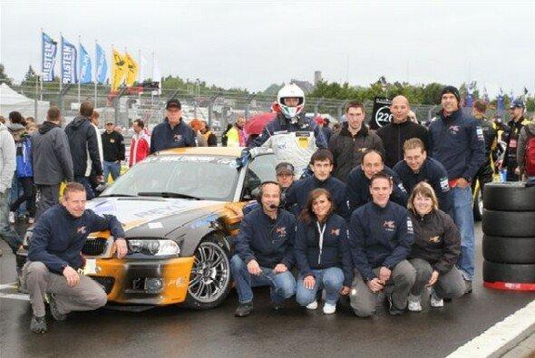 Das Youngster-Racing-Team hat sein Auto gefunden