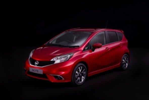 Nissan Note mit dynamischem Design und Premium-Features - Foto: Nissan