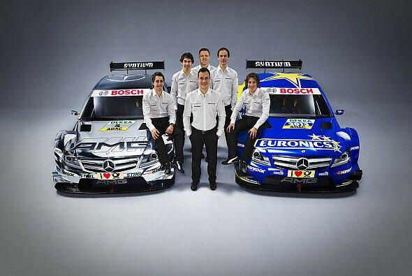 Paffett und die jungen Wilden: Der Mercedes-Kader für 2013