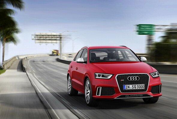 Audi stellt sein neues Modell vor