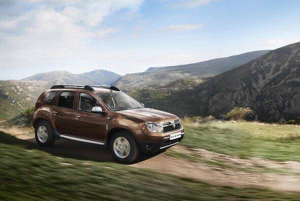Dacia Duster mit mehr Ausstattung zum unveränderten Preis