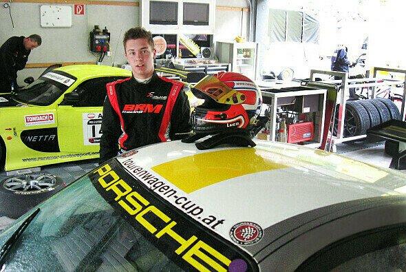 Rettenbacher startet 2013 im Scirocco R-Cup