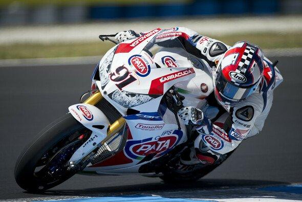 Leon Haslam will 2014 einen Neuanfang mit Honda wagen