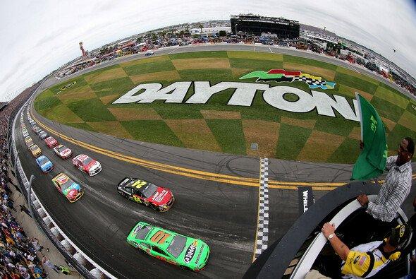 Gute Nachrichten aus Daytona